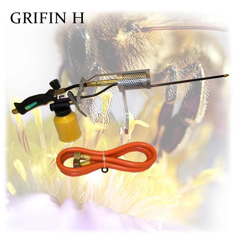 Vyviječ areosolu Grifin H na 2 kg bombu-2