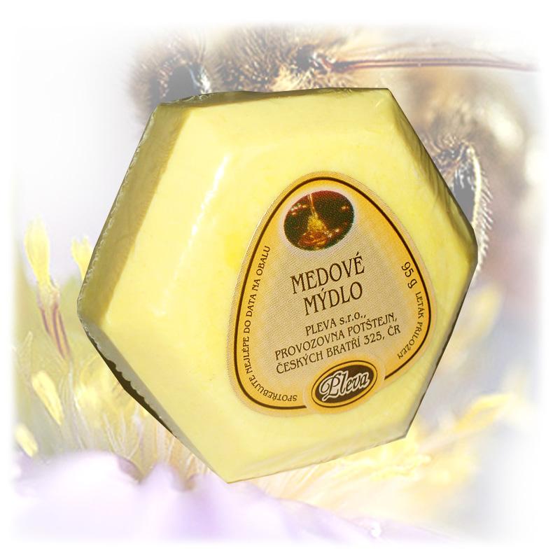 Medové mýdlo-3