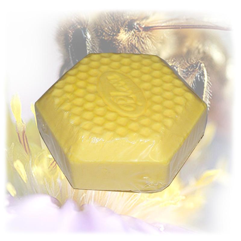 Medové mýdlo-2