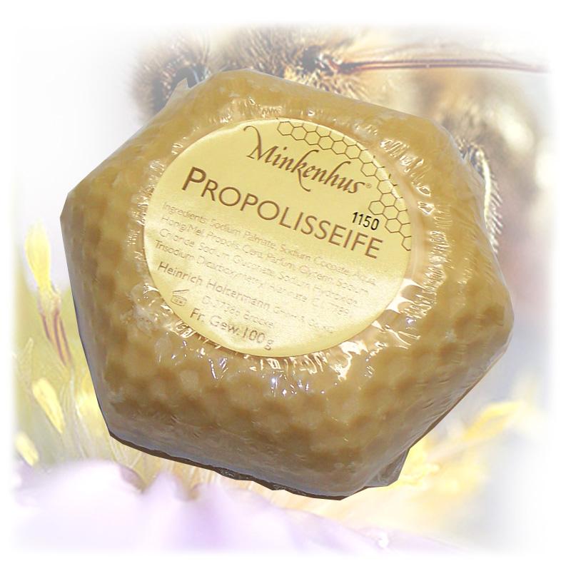 Mýdlo s propolisem (něm.)-2