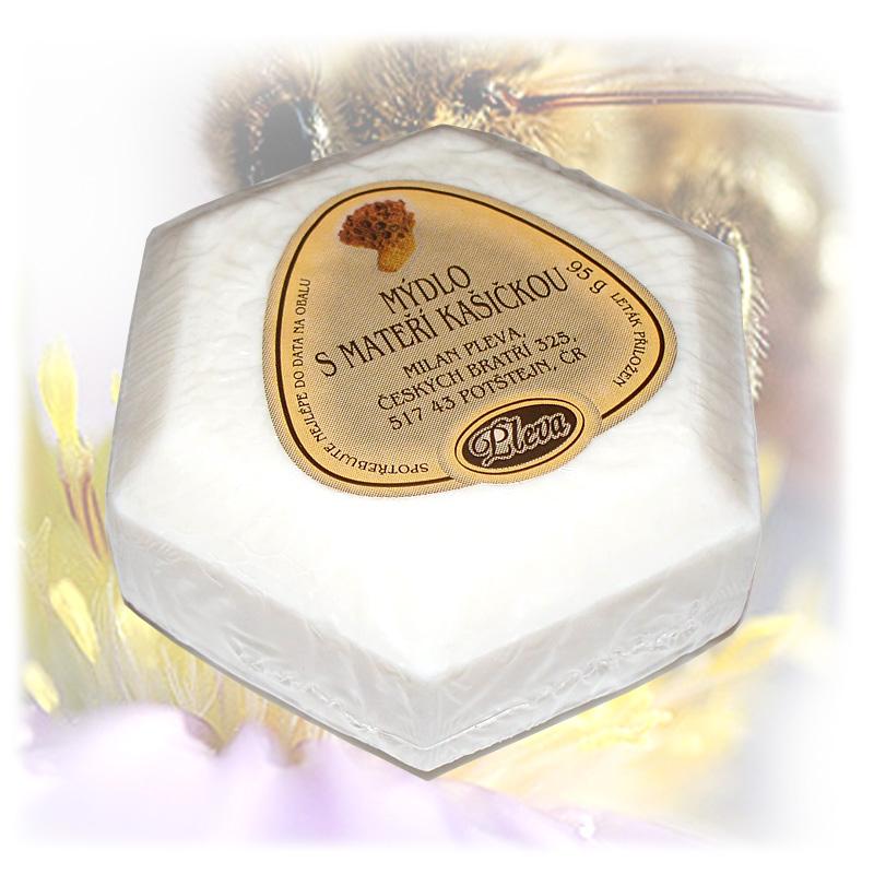 Mýdlo s mateří kašičkou-1