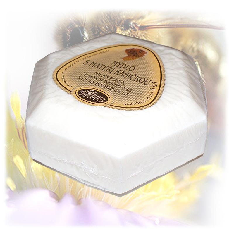 Mýdlo s mateří kašičkou-3