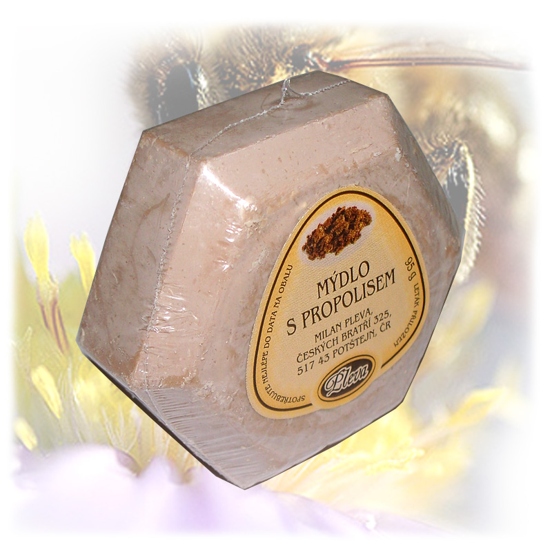 Mýdlo s propolisem-1