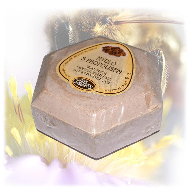 Mýdlo s propolisem-3
