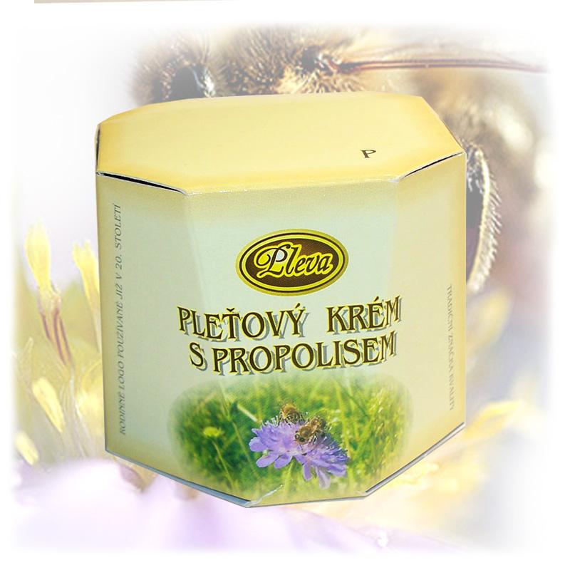 Pleťový krém s propolisem-2