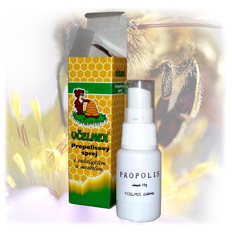 Propolisový sprej - Včelnex - 25 ml 1