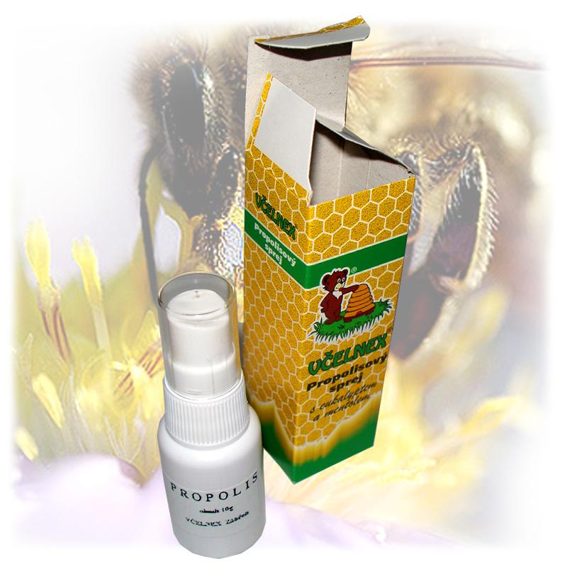 Propolisový sprej - Včelnex - 25 ml 3