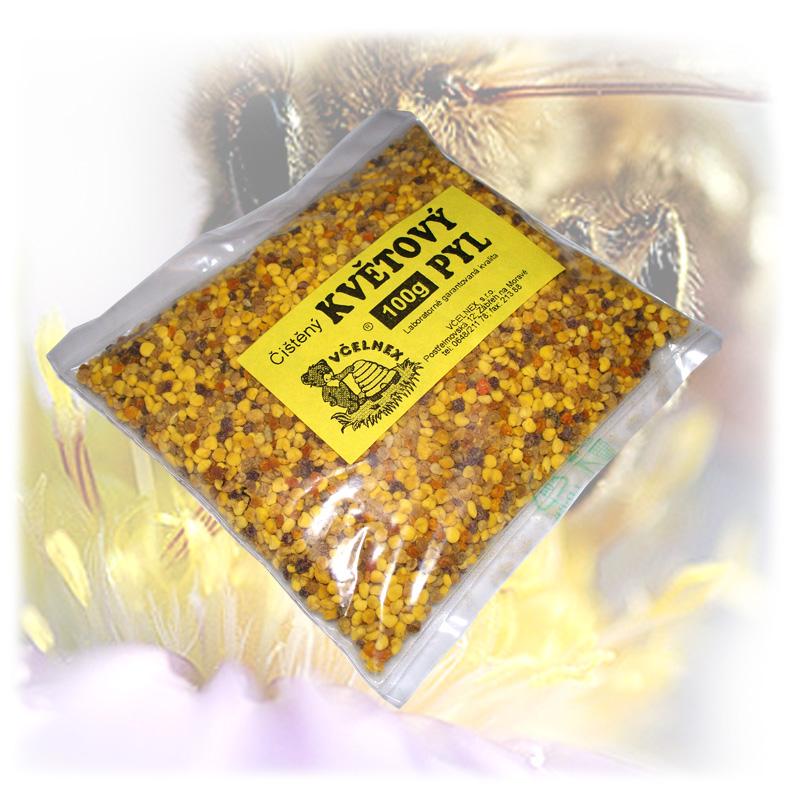 Květový pyl - Včelnex - 100 g-1