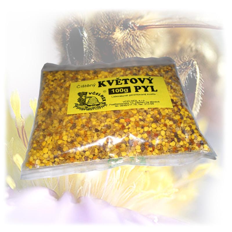 Květový pyl - Včelnex - 100 g-2