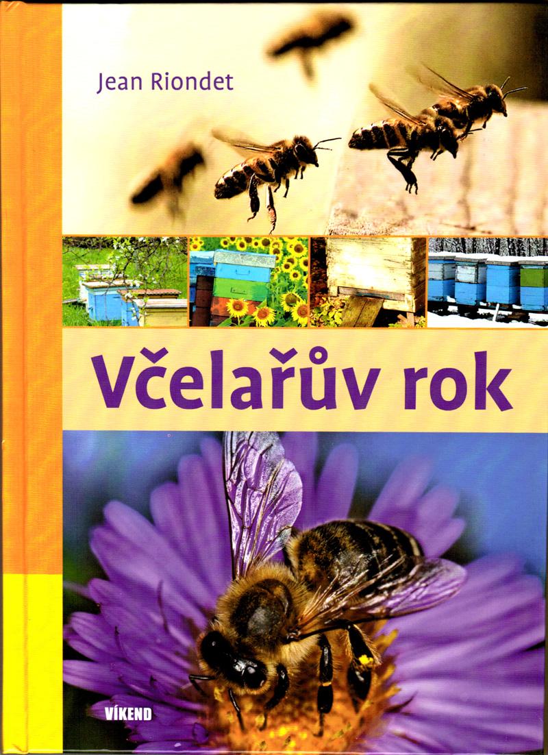 Včelařův rok - Jean Riondet -1