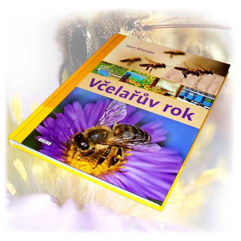 Včelařův rok - Jean Riondet -2