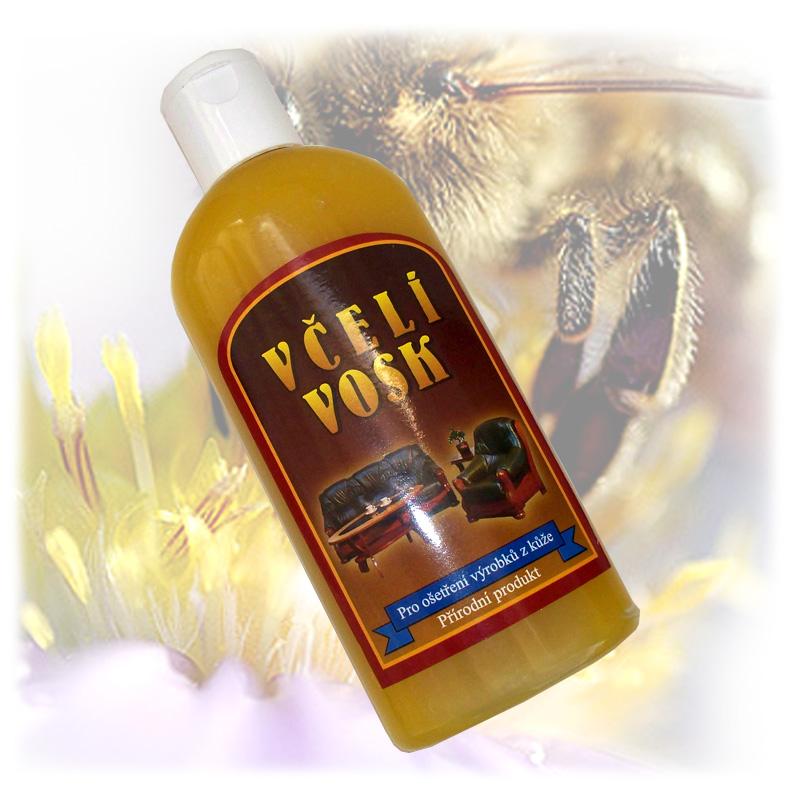 Včelí vosk pro ošetření kůže 2