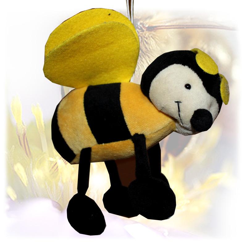 Magnetická postavička včela