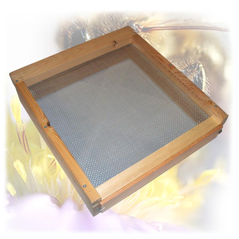 Včelí úl 39 x 24 (S) - 1 nástavek - celodřevěný5.